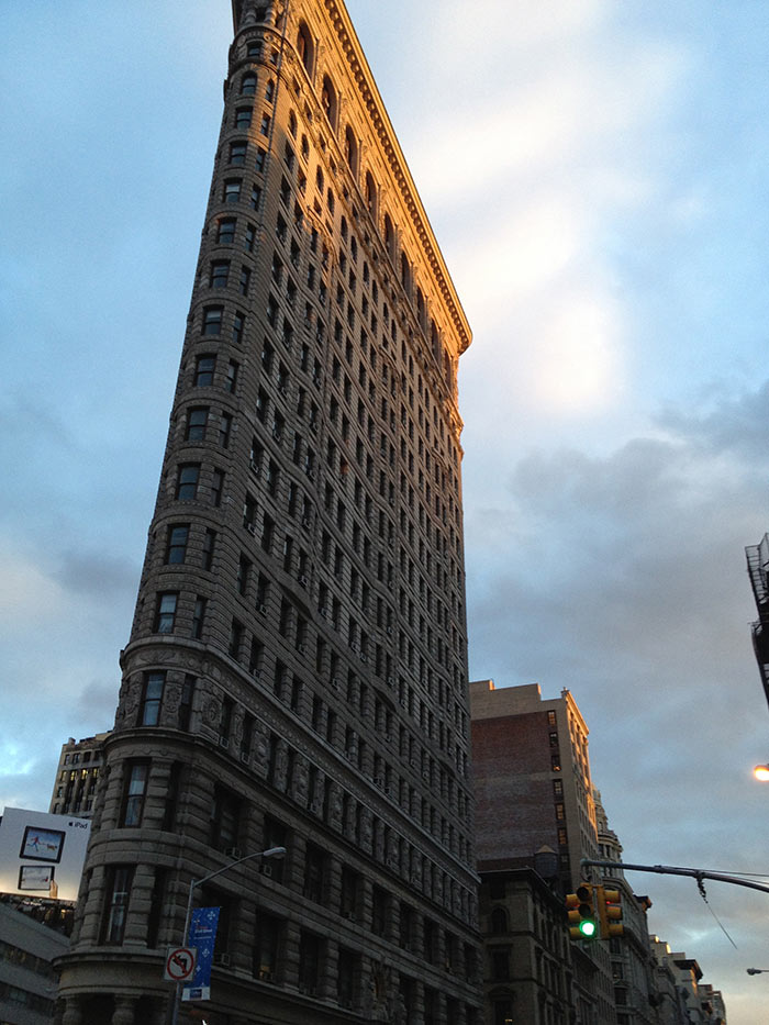 Flatiron Sunset