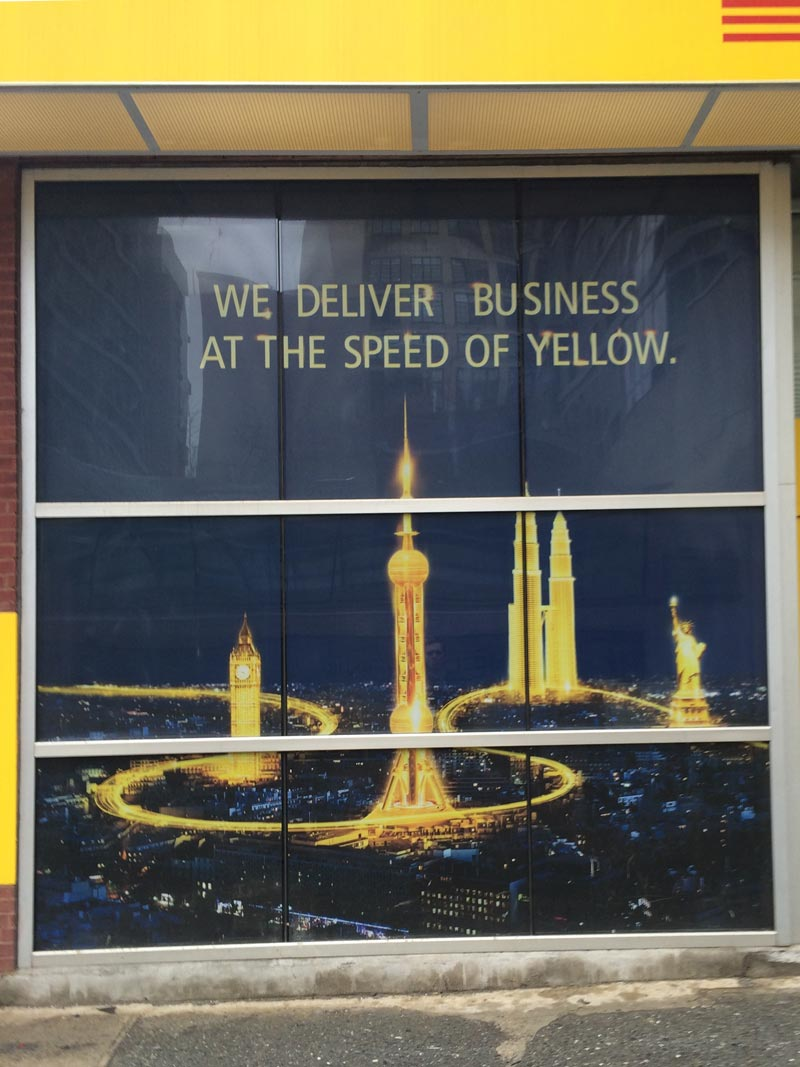 The Speed of Yellow?