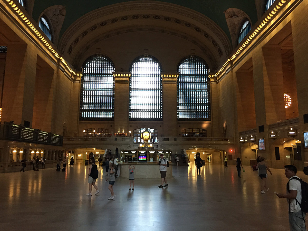 Required Grand Central Station Photo